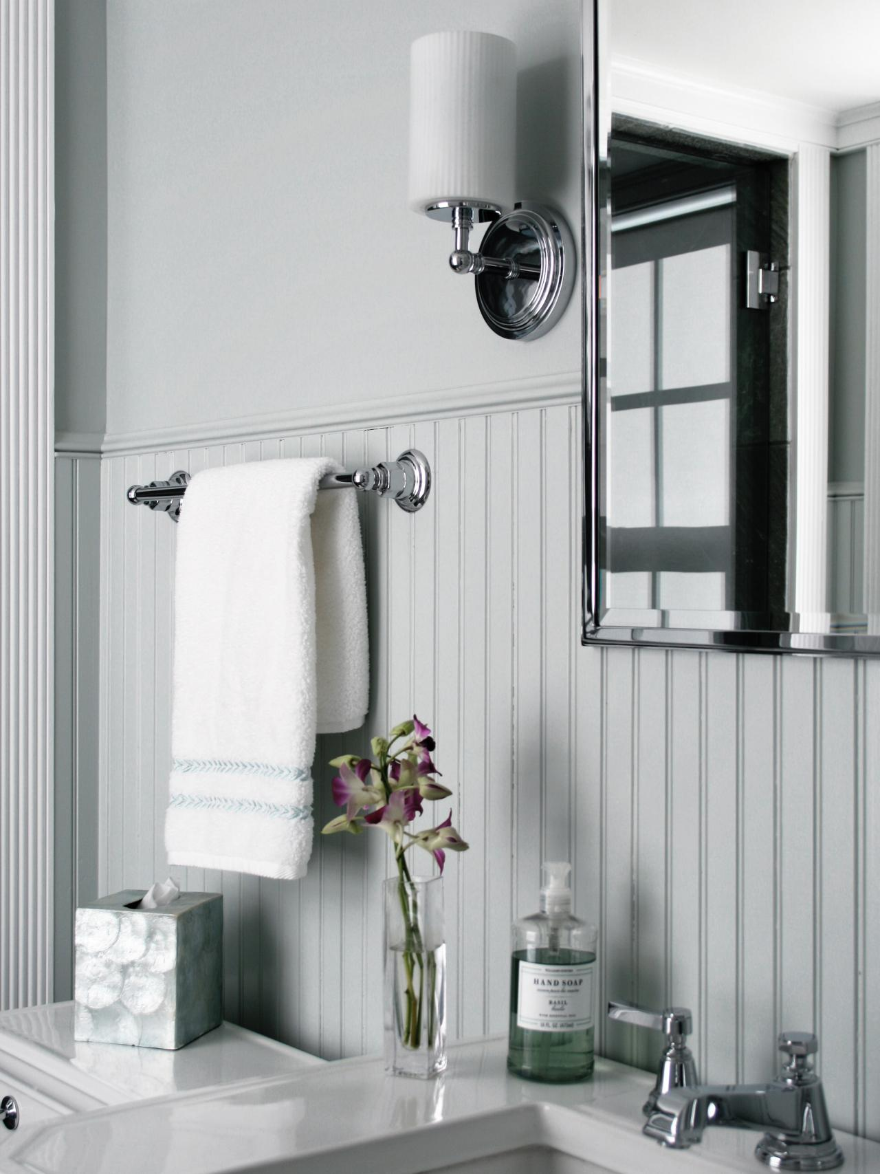 Beadboard Bathroom Designs: Pictures & Ideas From HGTV | HGTV