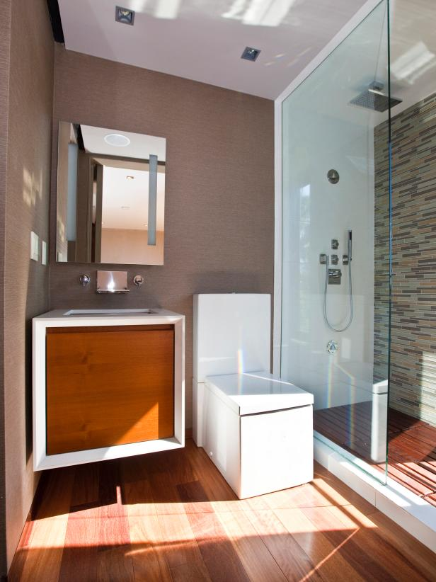 Japanese-Style Bathrooms: Pictures, Ideas & Tips From HGTV | HGTV