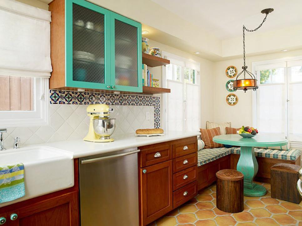 Kitchen Cabinet Paint Colors Pictures Ideas From Hgtv