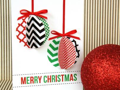14 handmade christmas cards hgtv