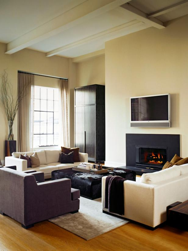 functional living room chic media storage ideas hgtv 11167
