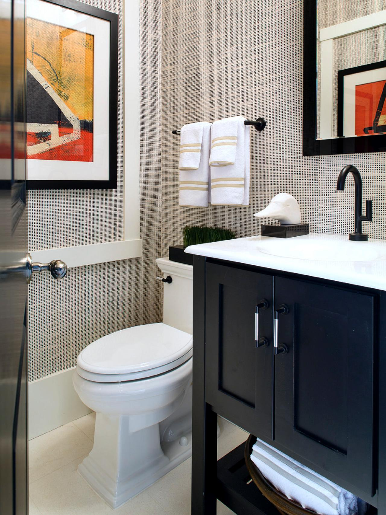wallpaper ideas for small bathroom 30 expert tips for increasing the value of your home hgtv 26178