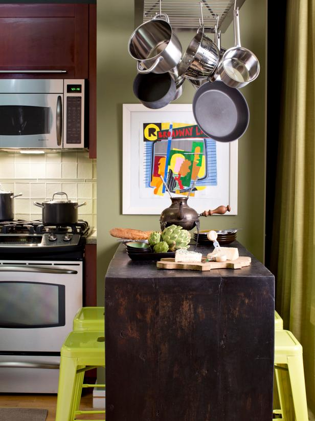 How To Add Dining Space To A Small Kitchen Hgtv