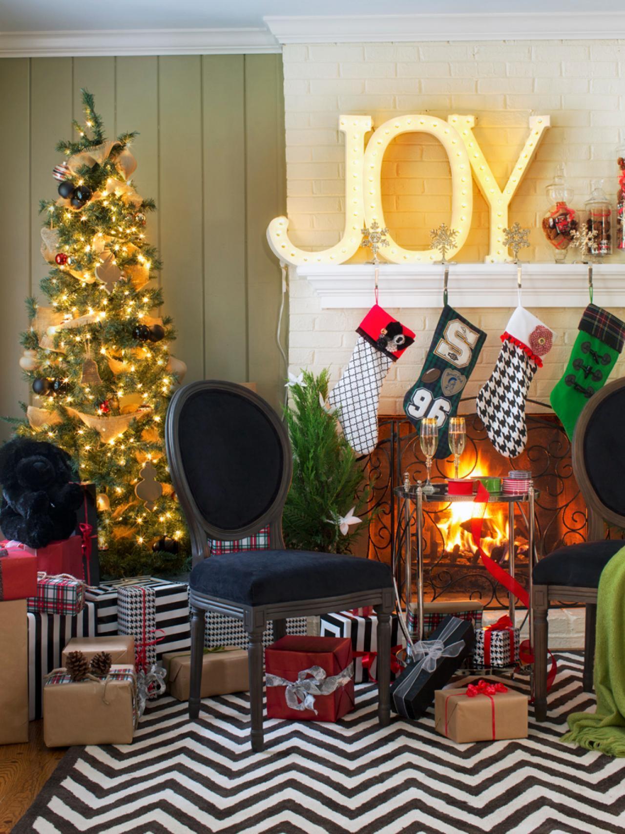 High Quality 5 Interior Designer Approved Holiday Decorating Tips | HGTVu0027s Decorating U0026  Design Blog | HGTV
