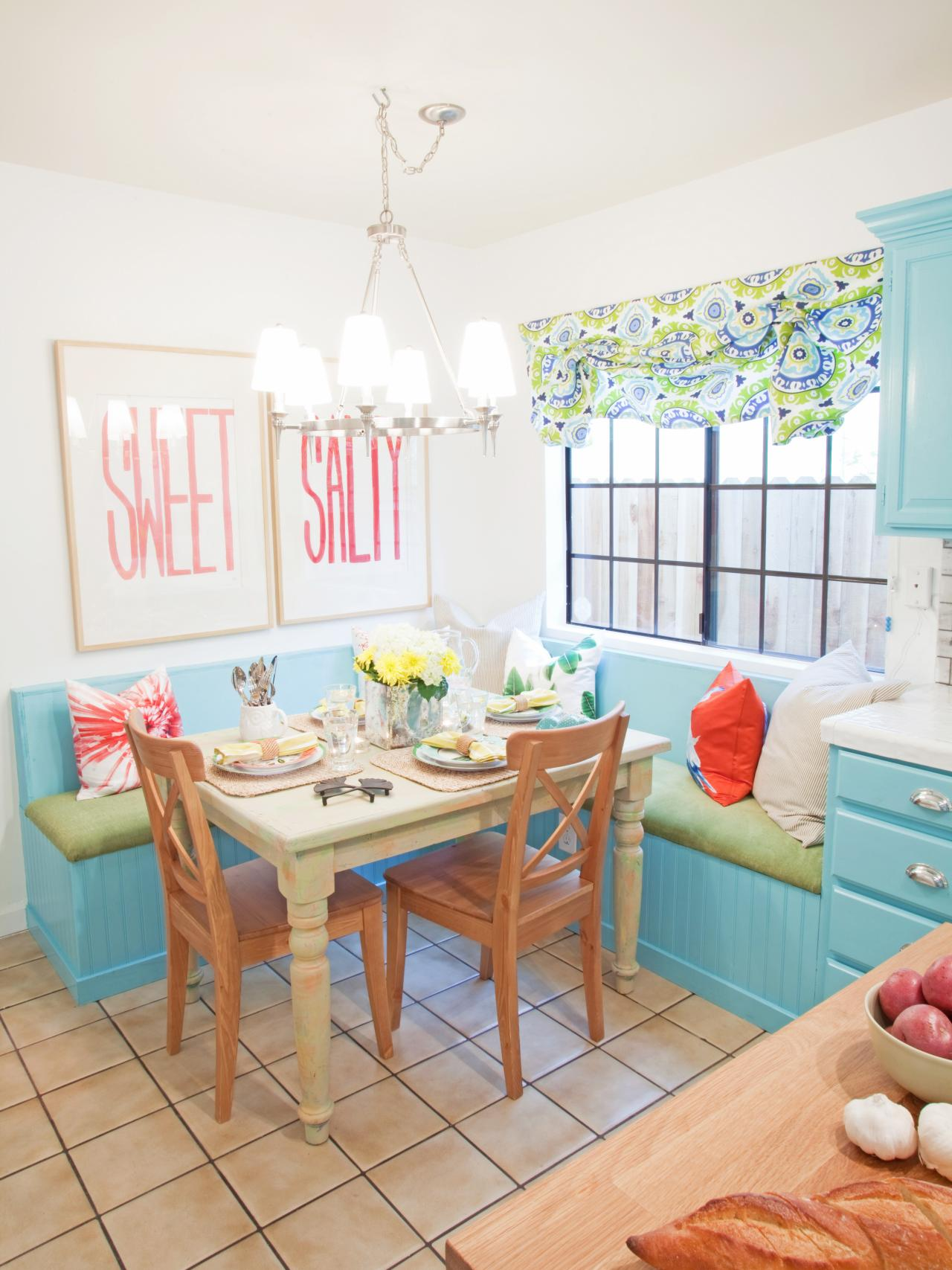 Small Kitchen Table Ideas & Tips From HGTV