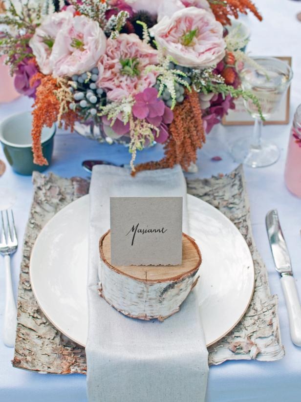 Shop Related Products & 23 Wedding Table Setting Ideas | HGTV