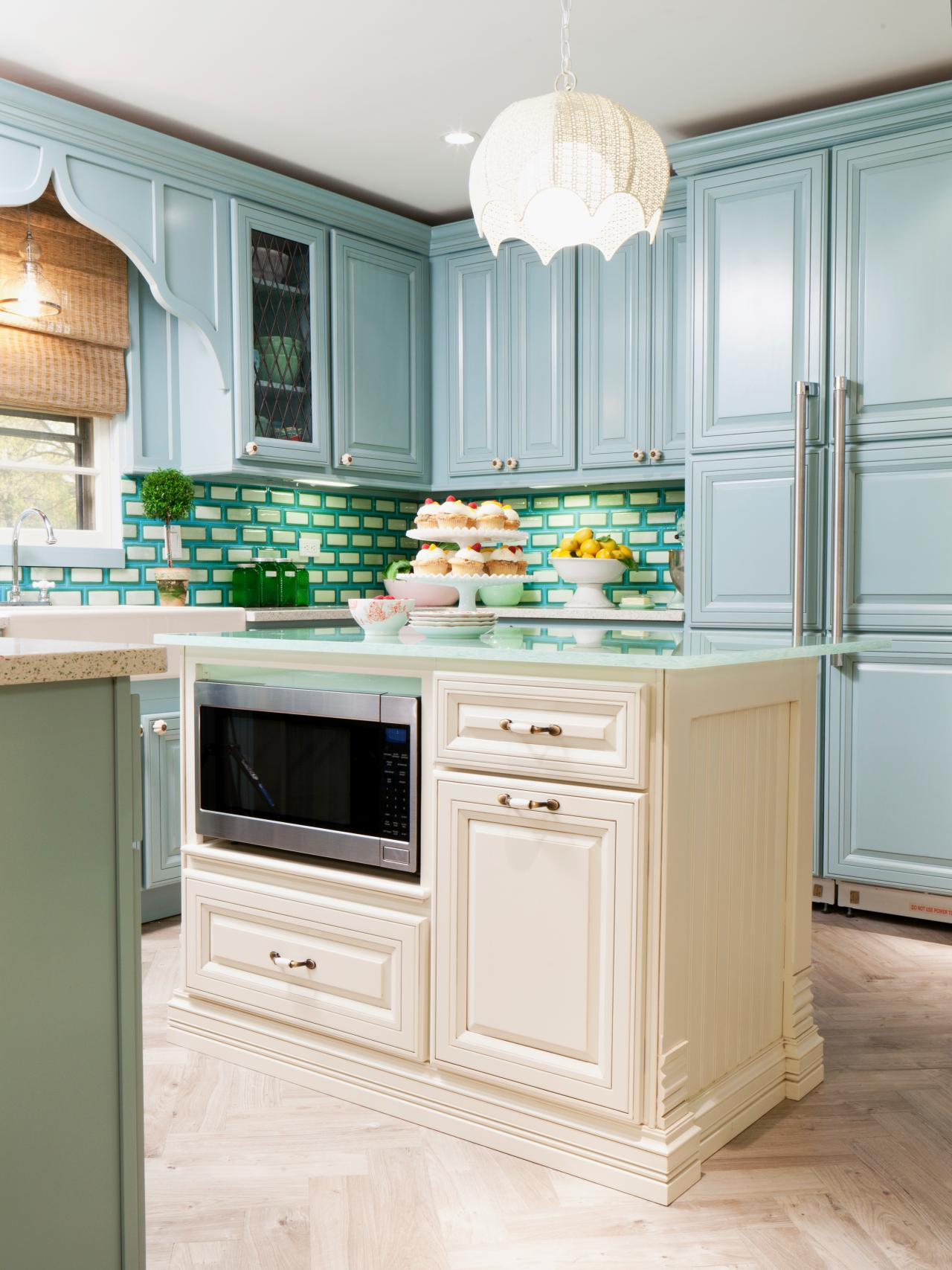 Light Blue Kitchen Walls Room Image And Wallper 2017: blue kitchen paint color ideas