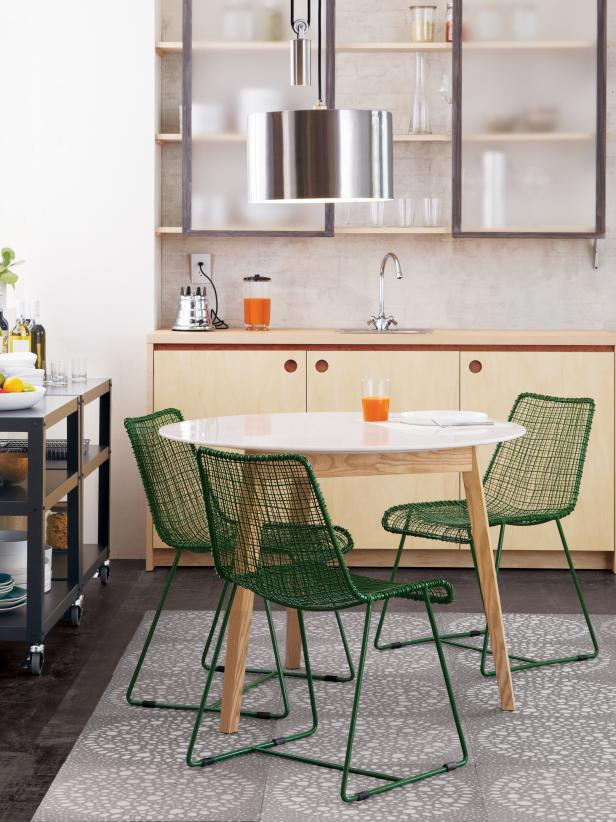 Shop This Look Kitchen Island with Stools