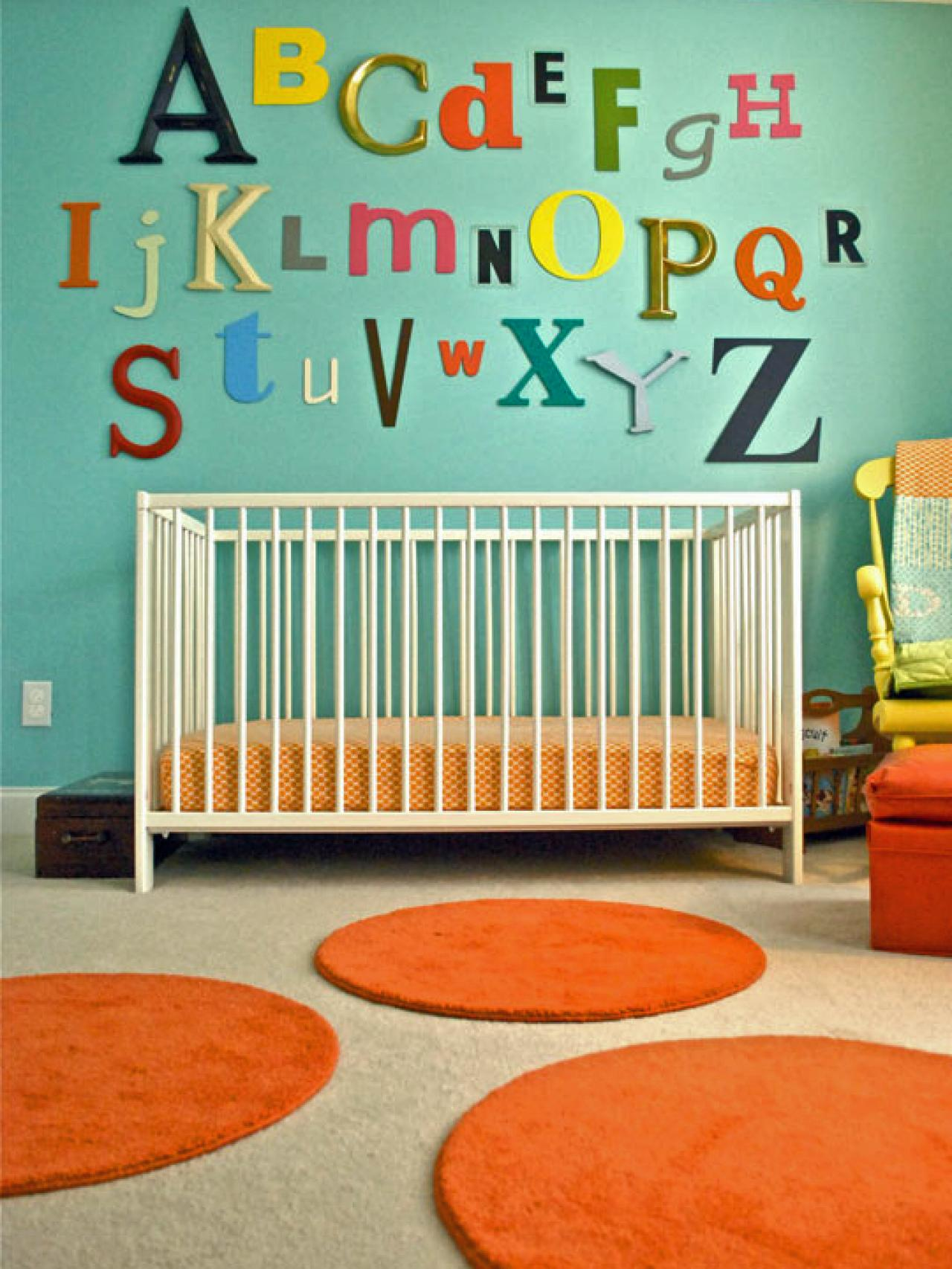 Kids 39 bedroom flooring pictures options ideas hgtv for Best carpet for baby nursery