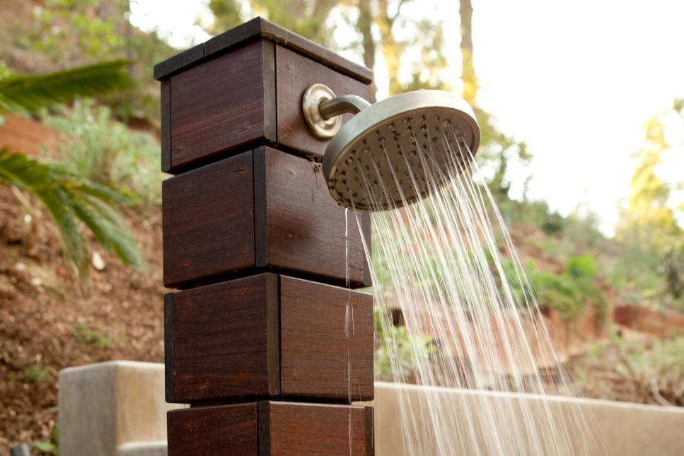 outdoor showers ideas