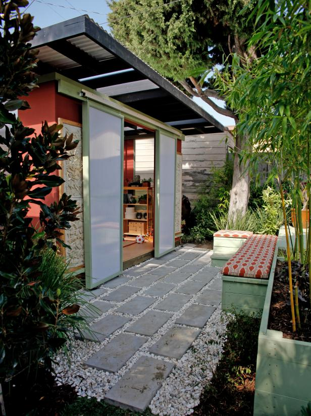 Asian Outdoor Space