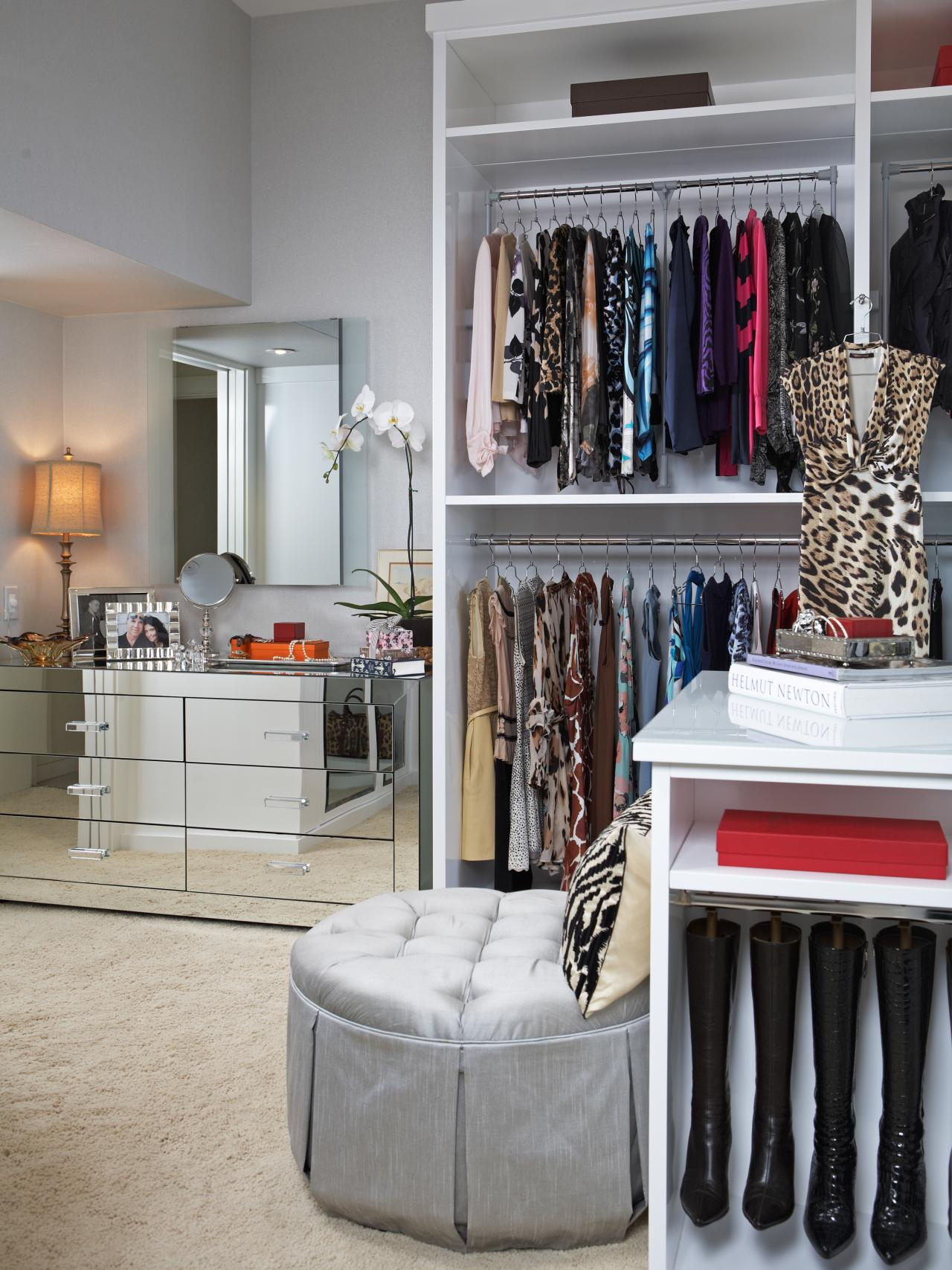 Closet Doors: Design Ideas And Options