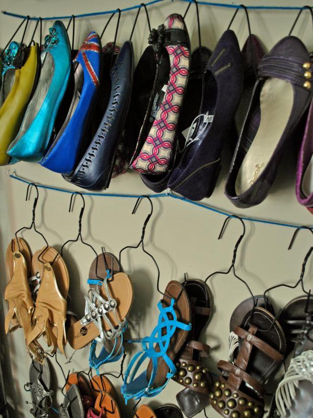 Beau Discreet Shoe Cabinet