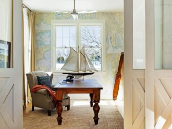Travel Design Home Office