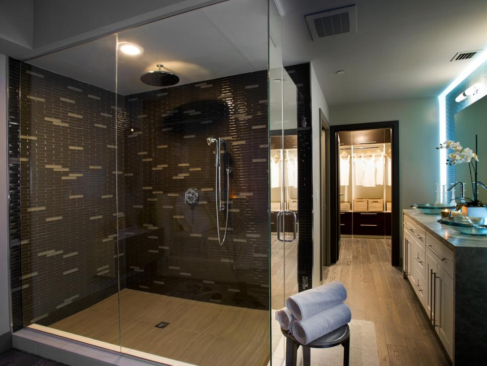 HGTV Urban Oasis 2012: Master Bathroom Pictures