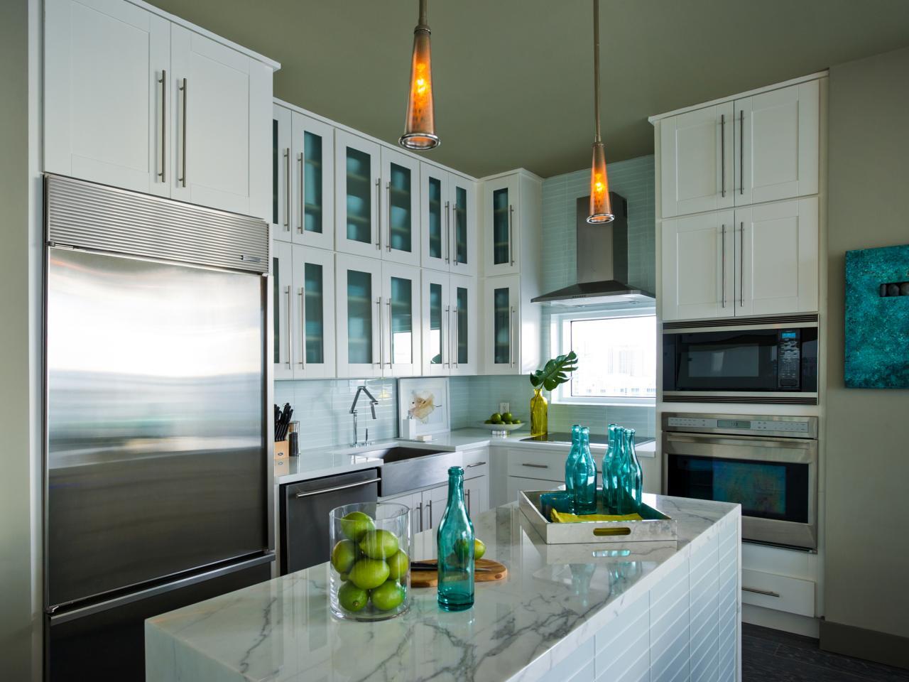 Small Kitchen Island Inspiration: HGTV Pictures & Ideas | HGTV