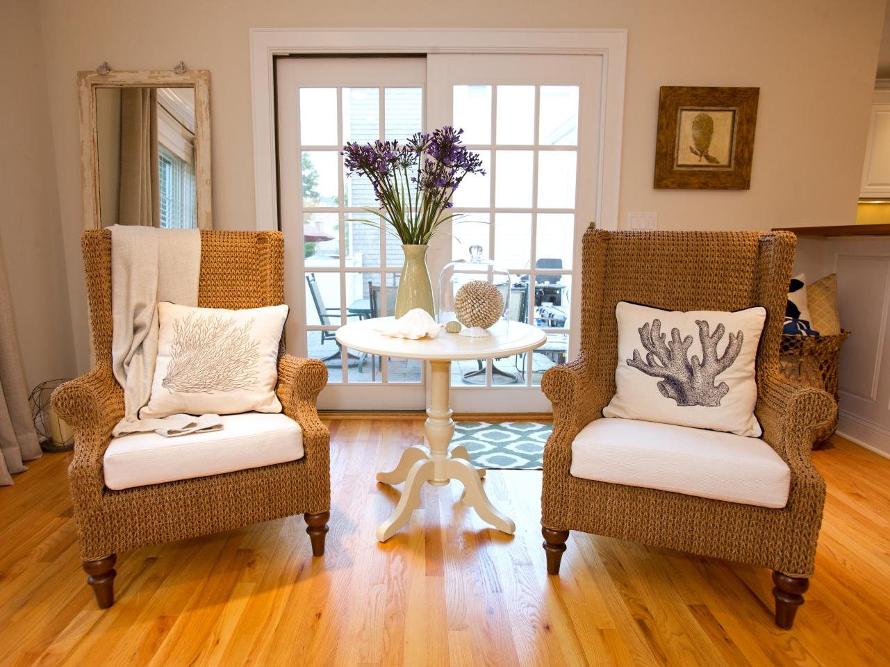 living room bench seating photo page hgtv 12613
