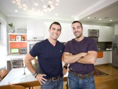 HGTV Hosts Anthony Carrino and John Colaneri