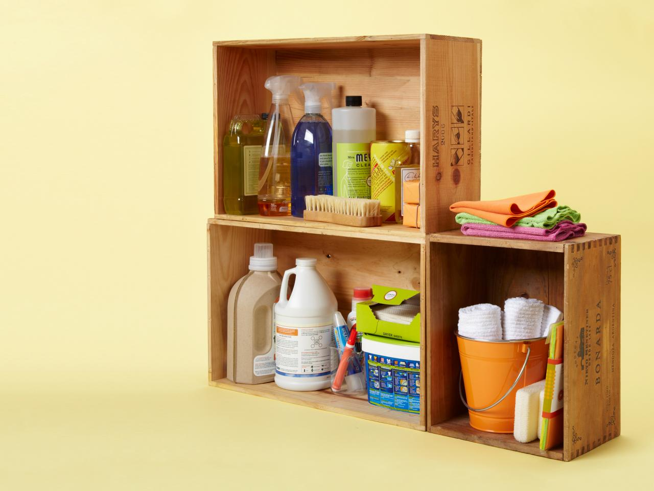 Small Coat Closet Organization Ideas Part - 32: HGTV.com
