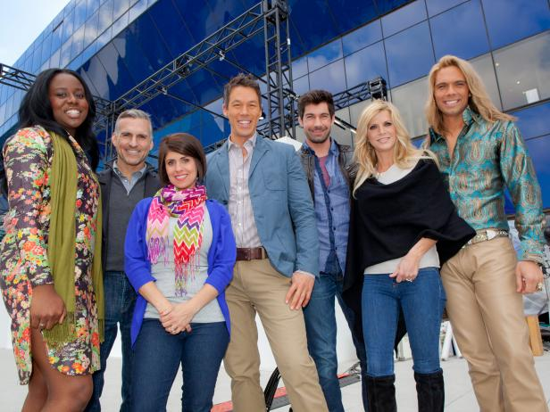Design star all stars photo highlights from episode 1 for David hgtv designer