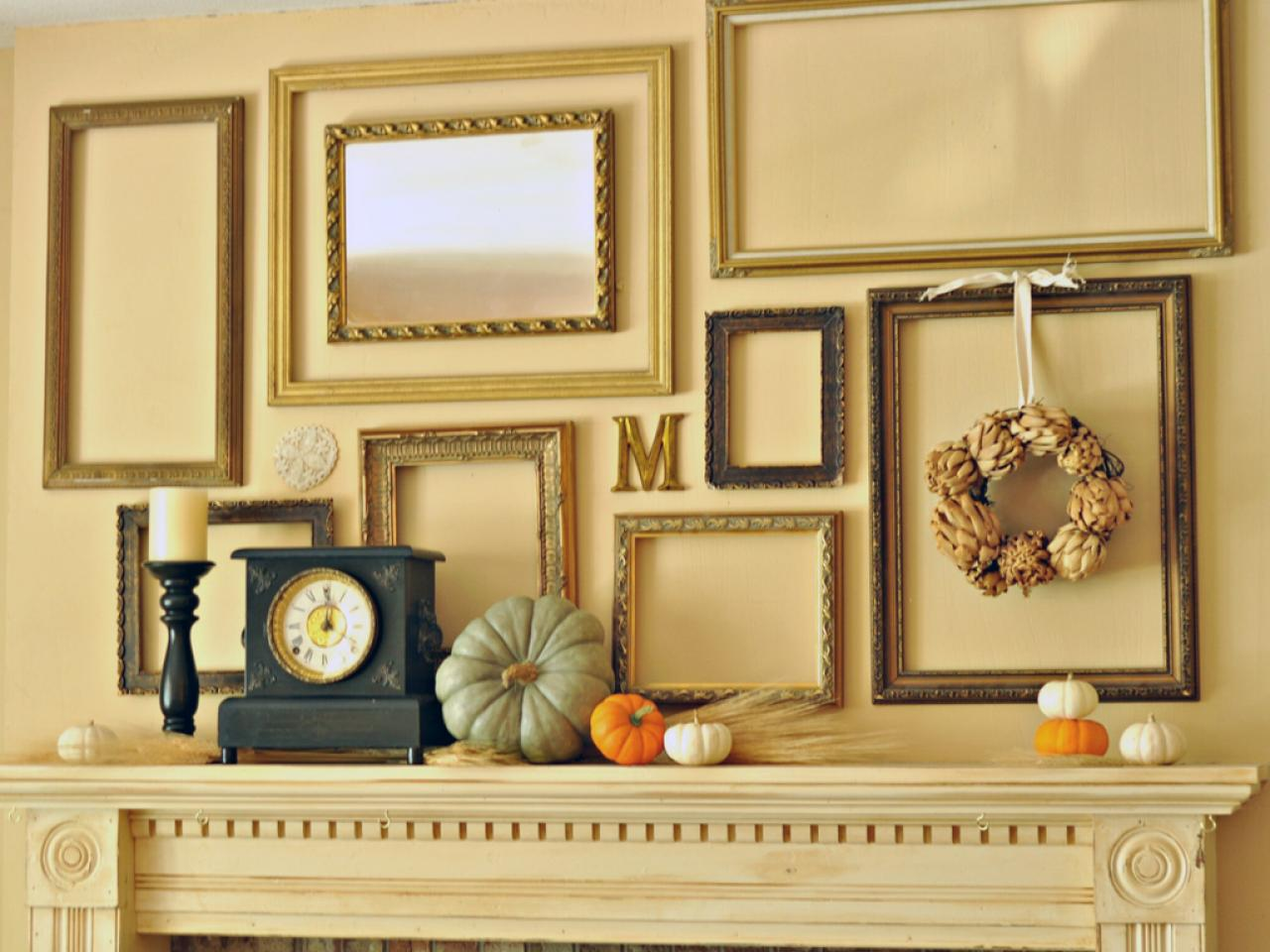 8 Fabulous Fall Mantel Ideas | HGTV\'s Decorating & Design Blog | HGTV