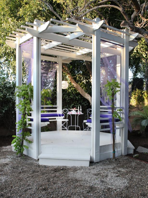 Tea Room Gazebo
