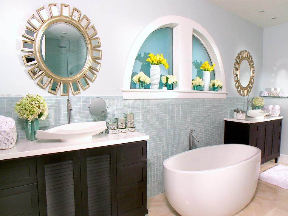 Walk In Tub Designs Pictures Ideas Tips From Hgtv: European Bathroom Design Ideas: HGTV Pictures & Tips