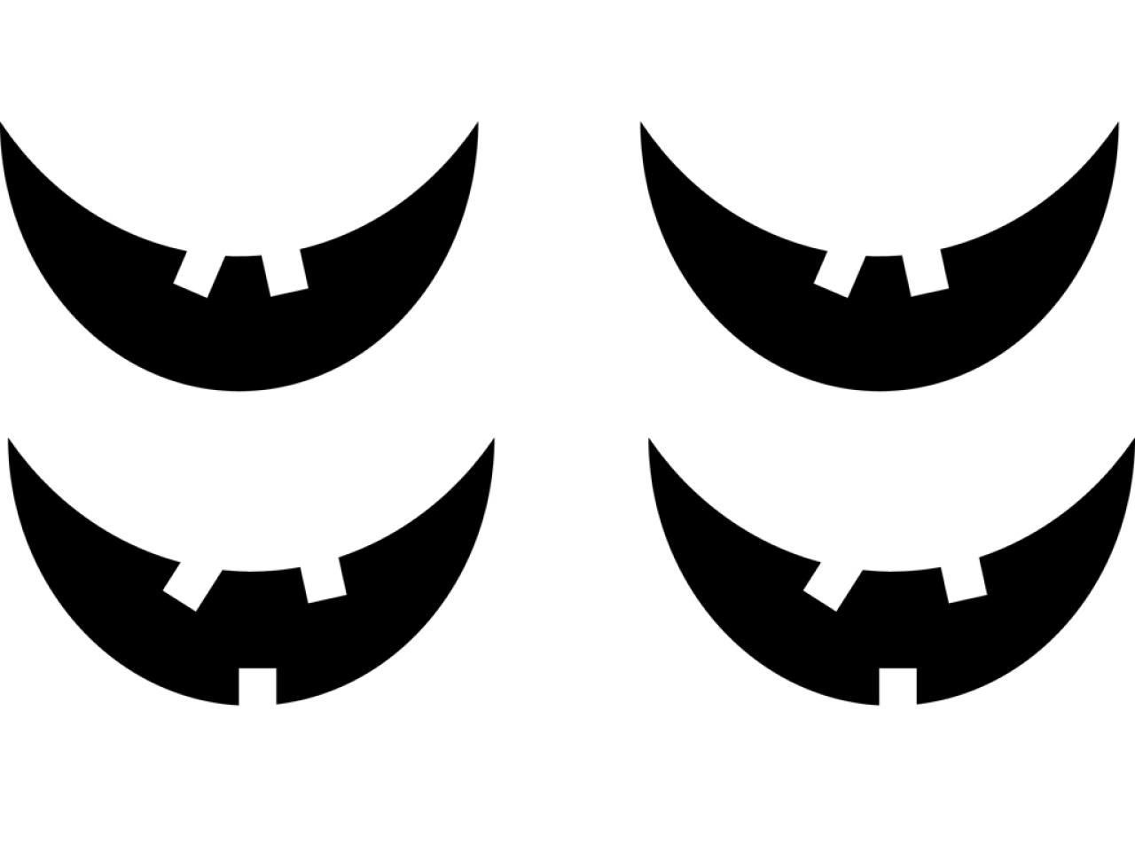 halloween crown template