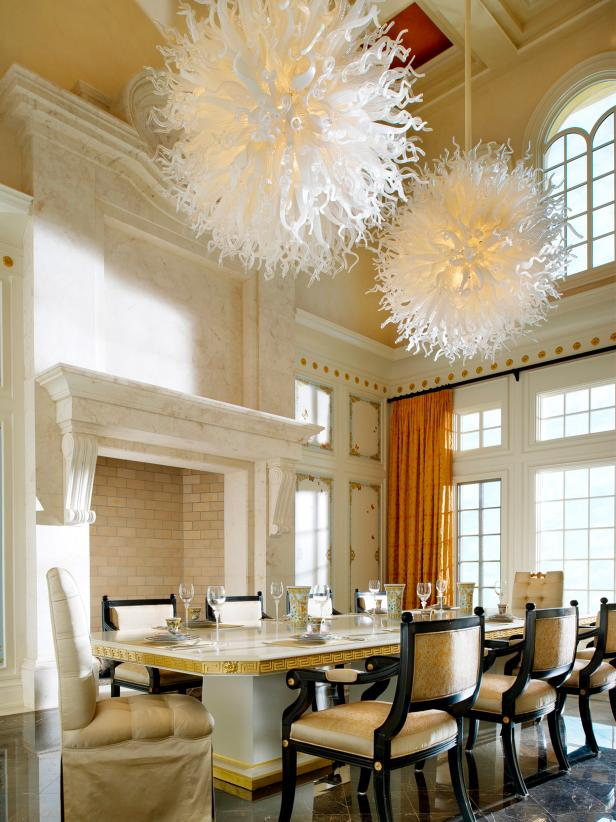 Dining Room Lighting Ideas Part - 24: HGTV.com