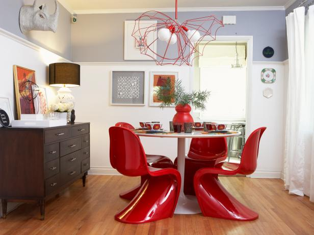 15 Bold Ways To Decorate With Candy Apple Red Hgtv