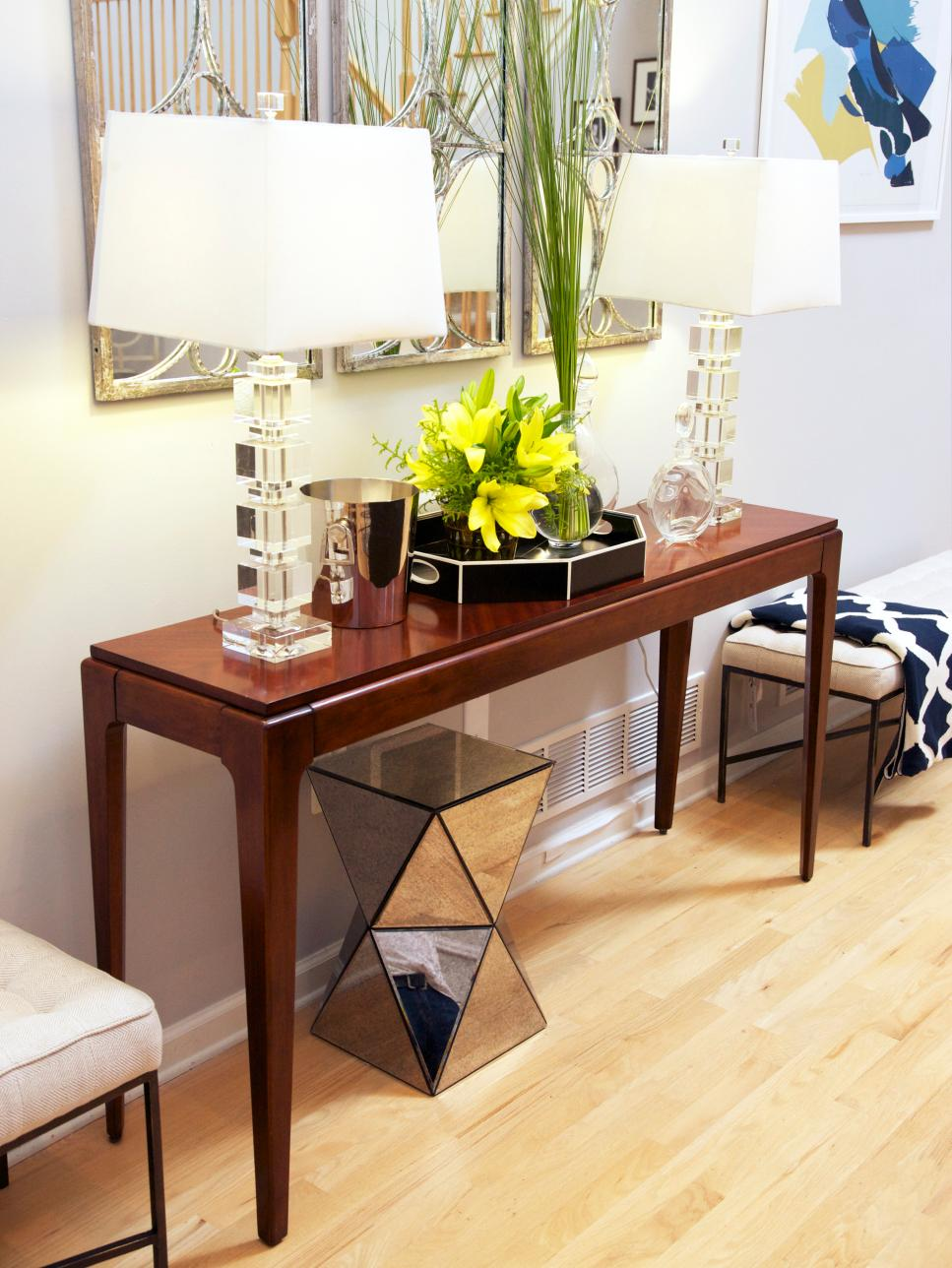 console for living room sabrina soto s best designs hgtv 17245