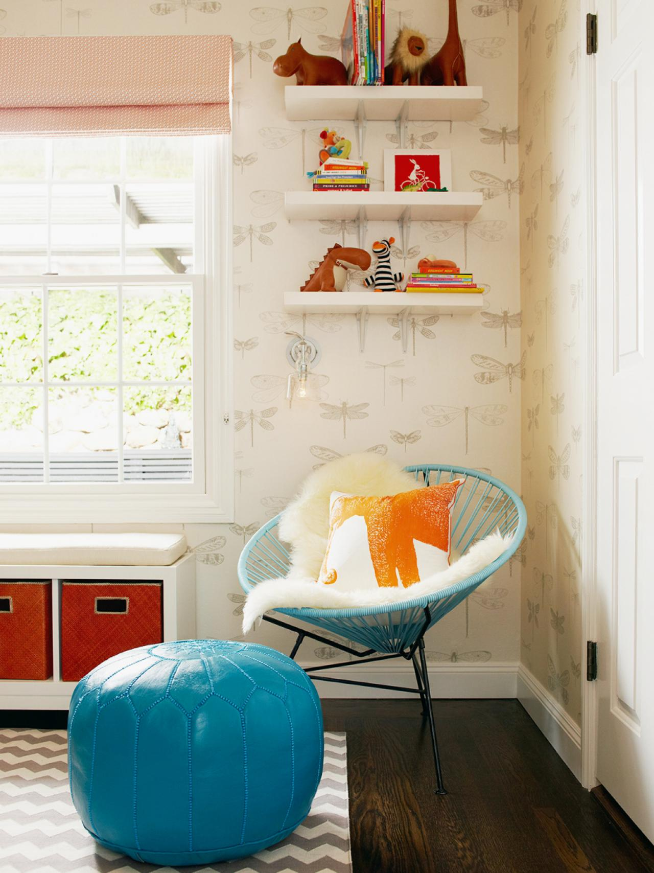 Smart Storage for Kids\' Rooms   HGTV