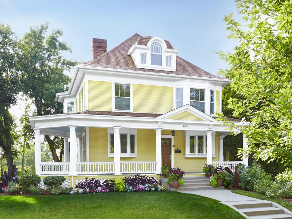 Curb Appeal Ideas From Minneapolis Minnesota Hgtv