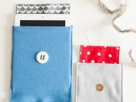 How to Make a Felt Cover for a Smart Phone or Tablet