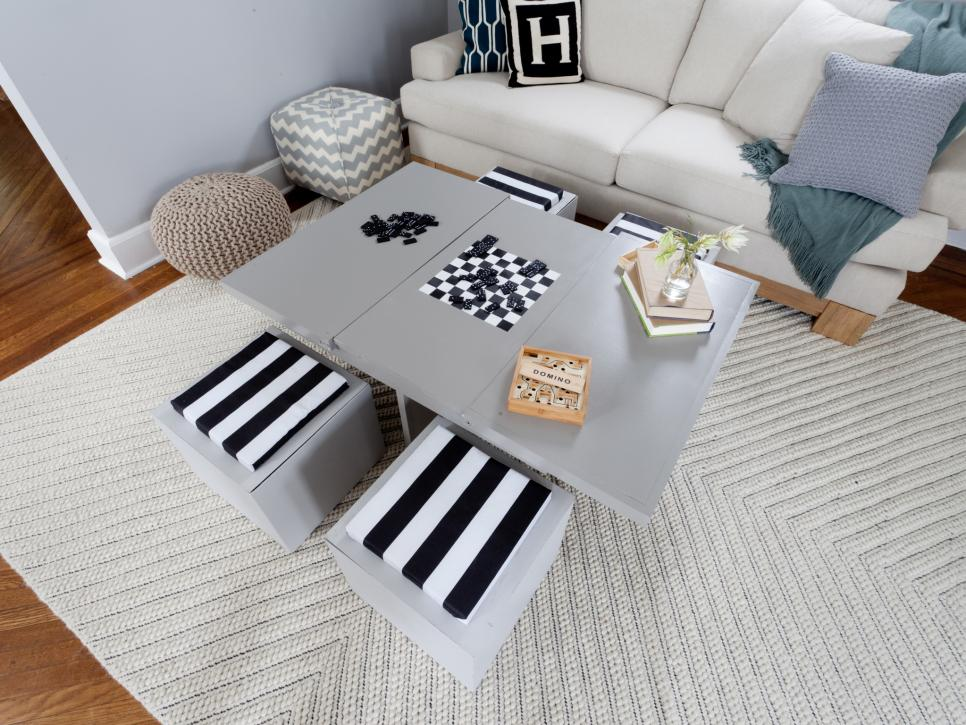 Decoration house living room games