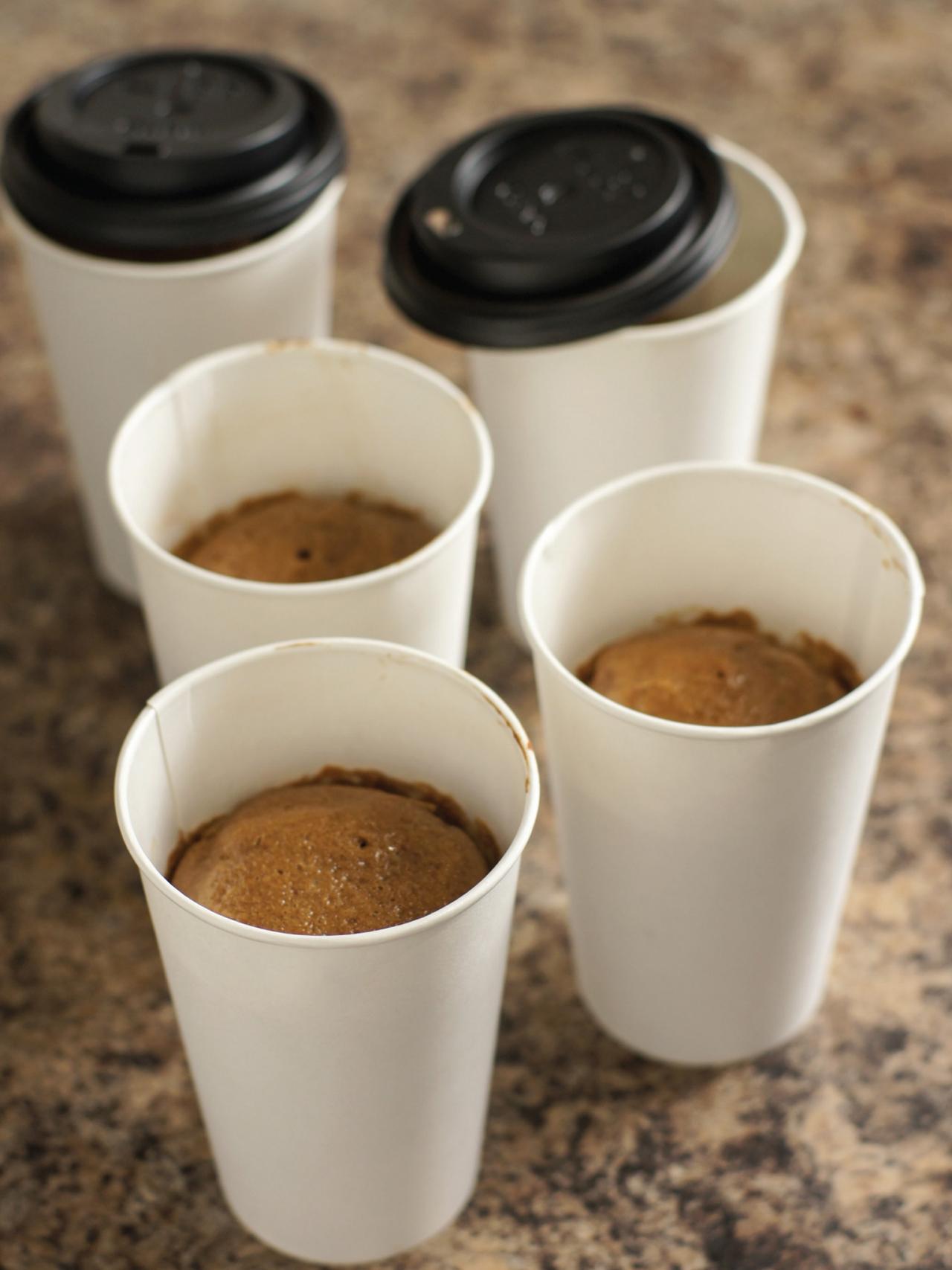Baking Cupcakes In Coffee Mugs