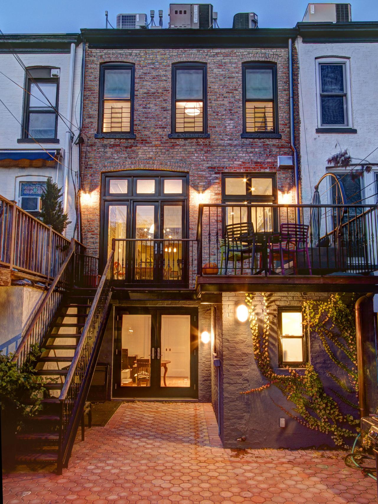 Brooklyn Brownstone Facade