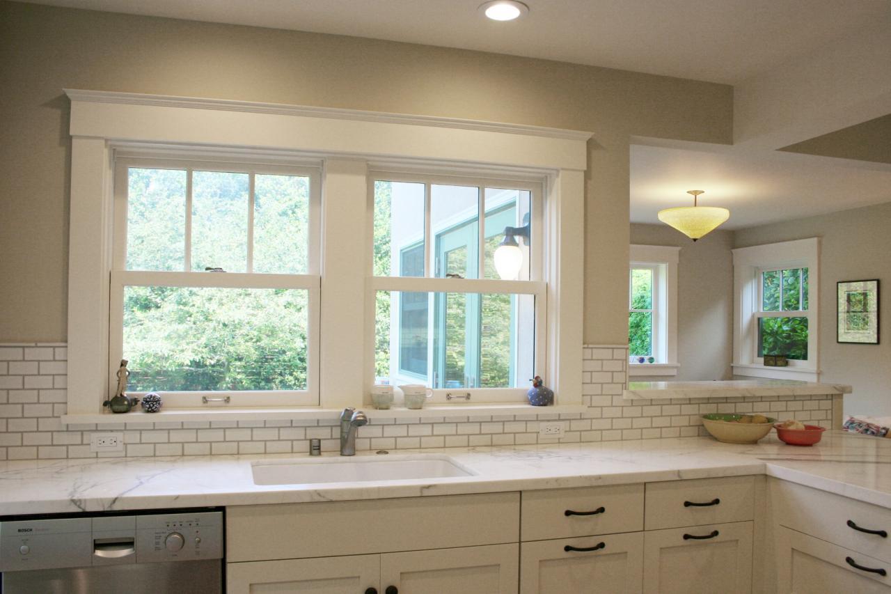 Tiling Inside The Kitchen Sink
