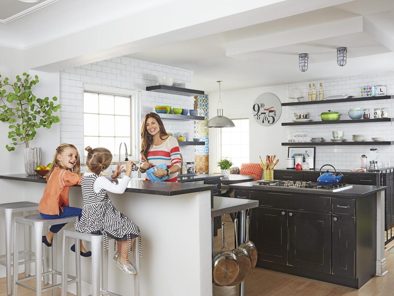 Craftsman And Mission Style Kitchen Design