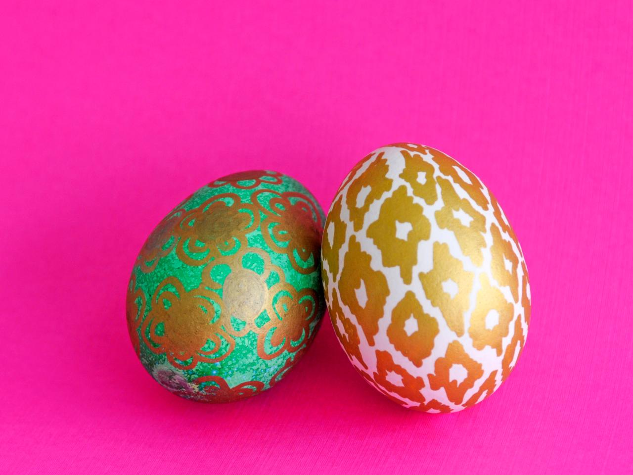 15 Easter Egg Decorating Ideas That Go Beyond Dye