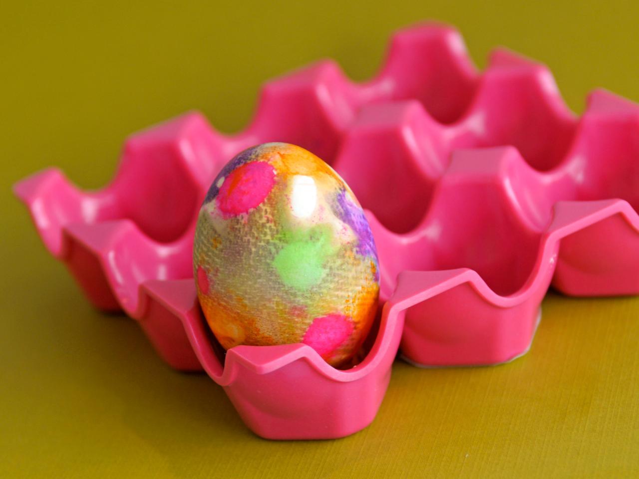 15 Easter Egg Decorating Ideas That Go Beyond Dye Hgtv S