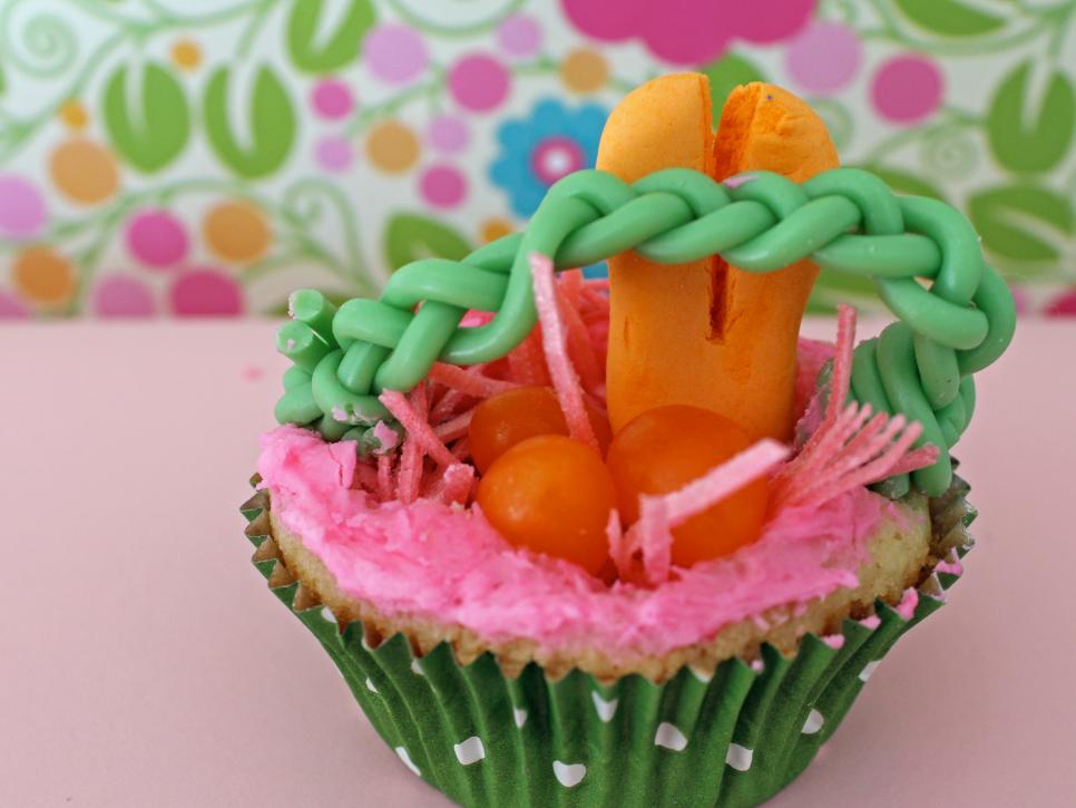 14 Easy Easter Cupcake Decorating Ideas Hgtv