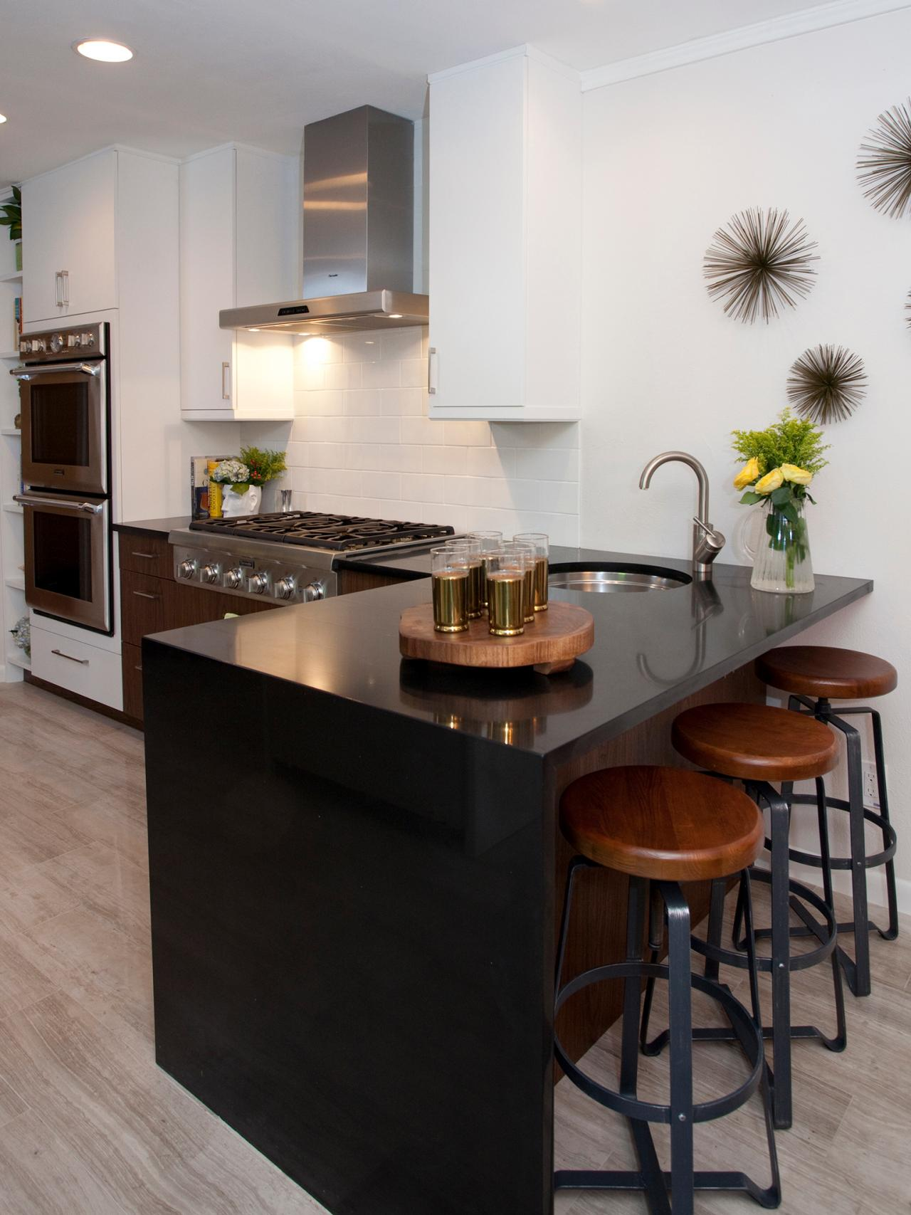 Kitchen Bar Stool & Chair Options HGTV & Ideas