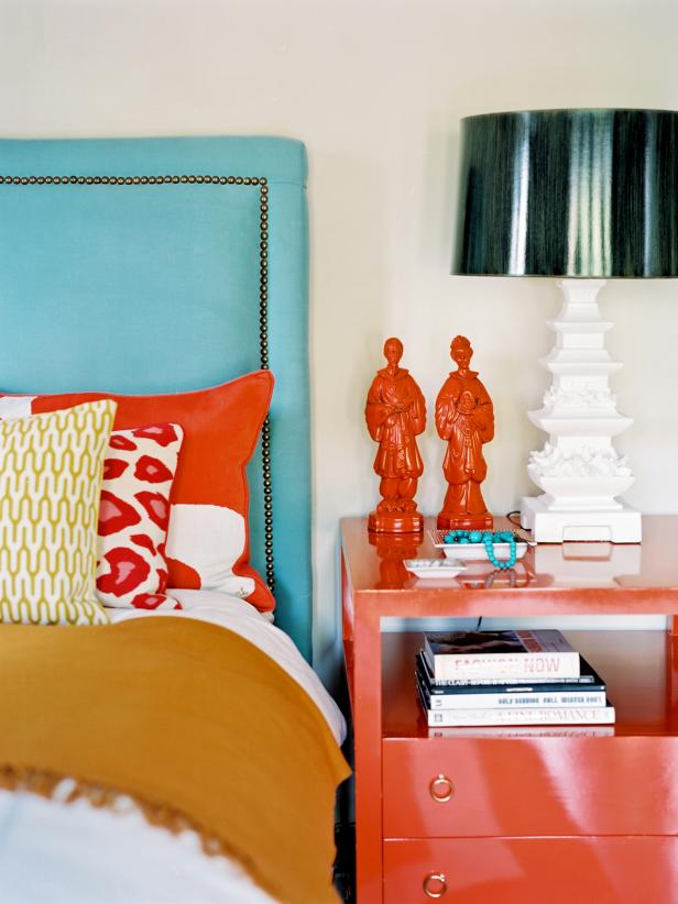 coral and turquoise color palette inspiration hgtv s decorating rh hgtv com turquoise and coral bedroom ideas turquoise grey and coral bedroom