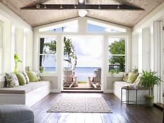 Beach House Sunroom