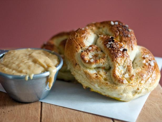 Pub-Style Pretzels and Beer Cheese