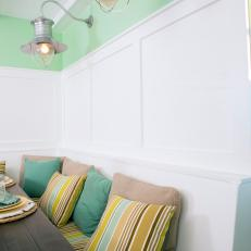 Built-in Kitchen Banquette