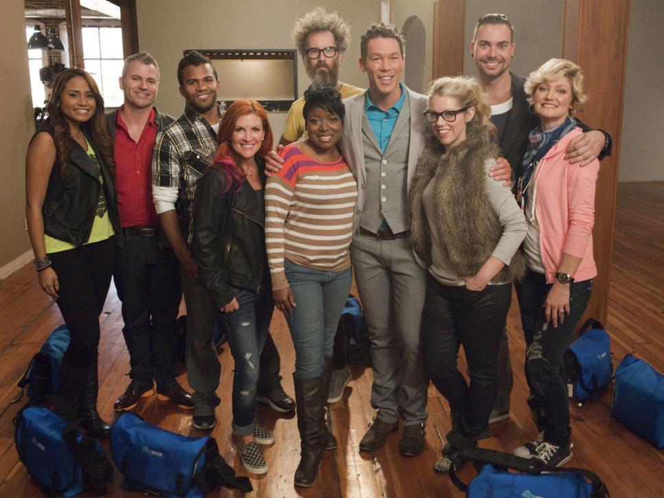 HGTV Star Season 8: Photo Highlights From Episode 2 | HGTV Design