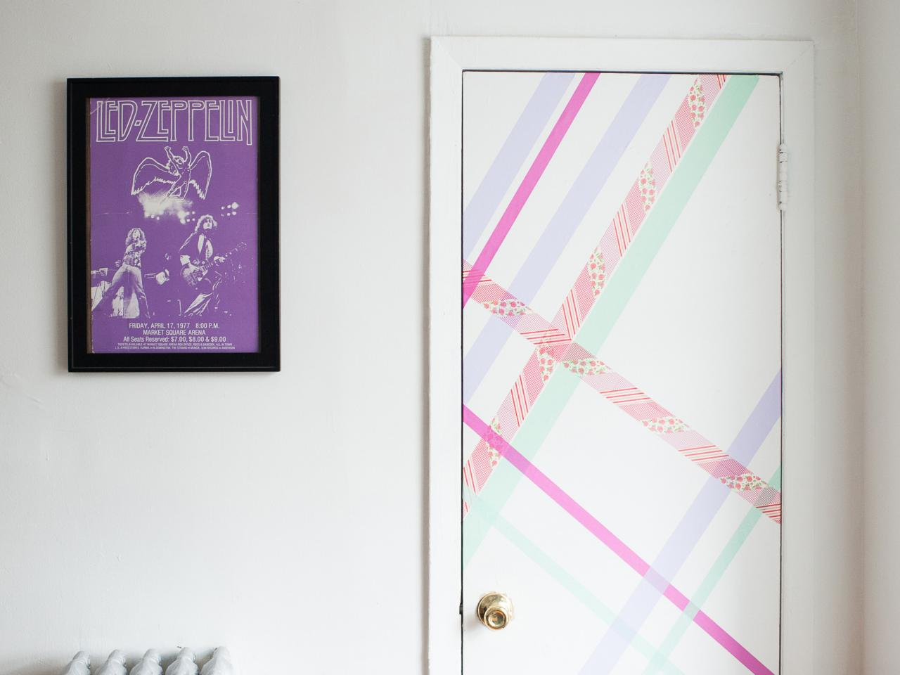 10 Diy Ways To Dress Up Bland Dorm Walls Hgtv S Decorating