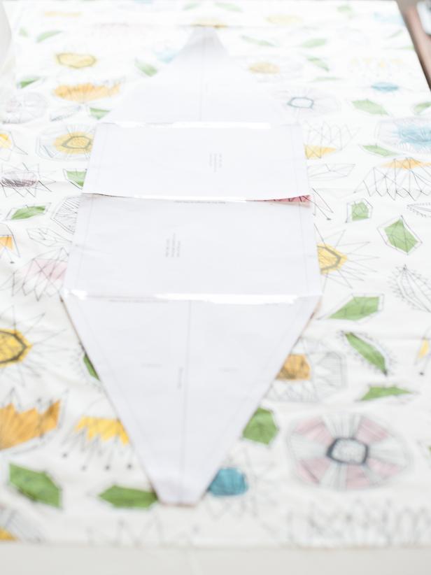 How To Make A Fabric Pouf Ottoman HGTV Stunning Make Your Own Pouf Ottoman